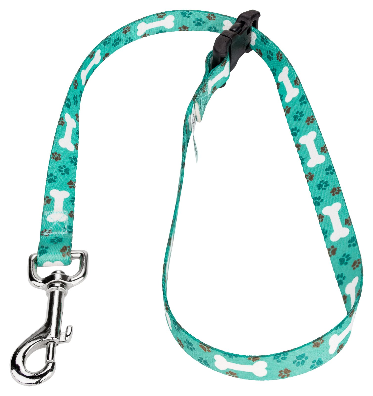 12 - Country Brook Petz 5/8 Inch Oh My Dog Choker Style Grooming Loop by Country Brook Petz