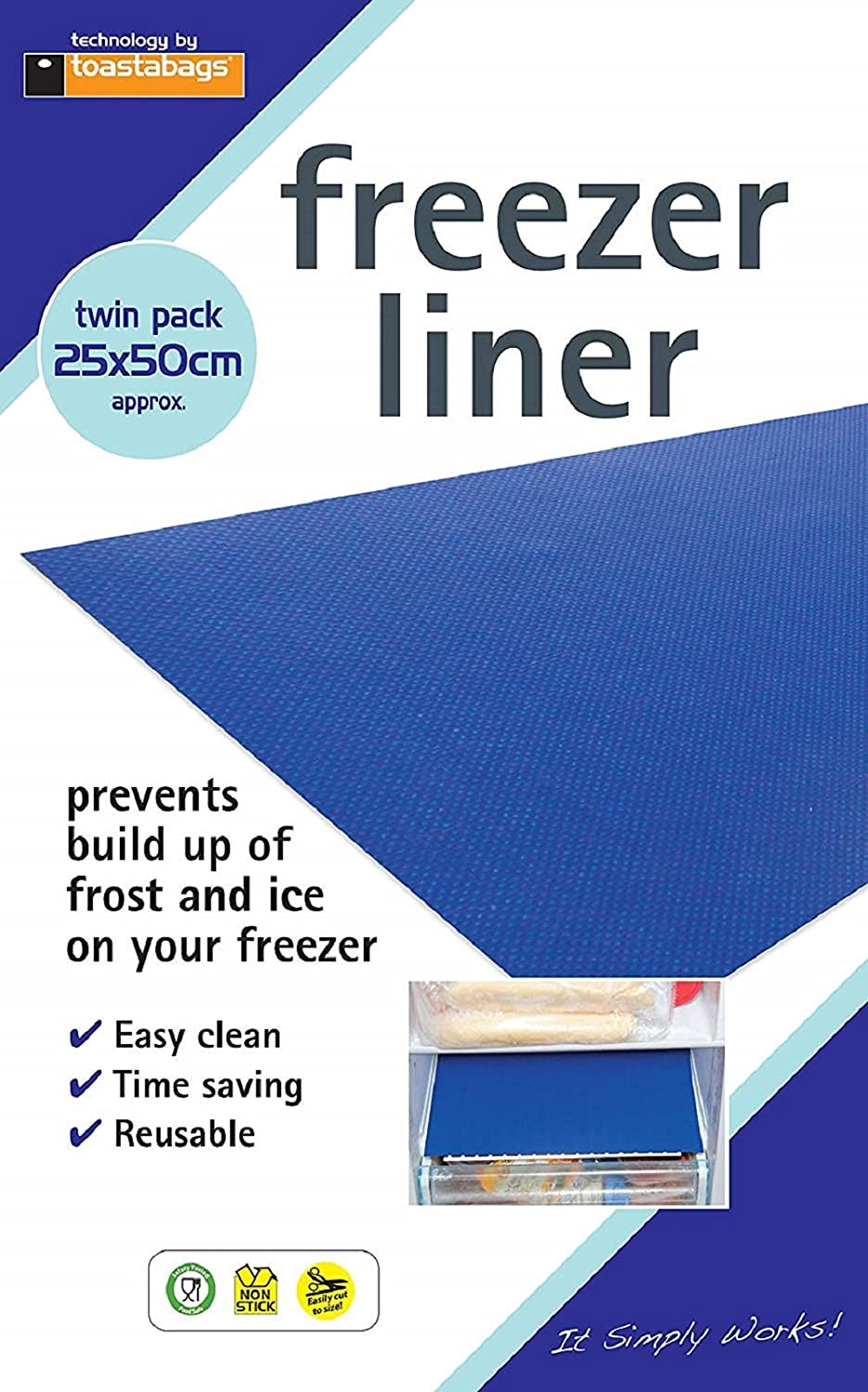 Toastabags Freezer Liner Pack Pack 2 - FL2PP: Amazon.es: Grandes ...