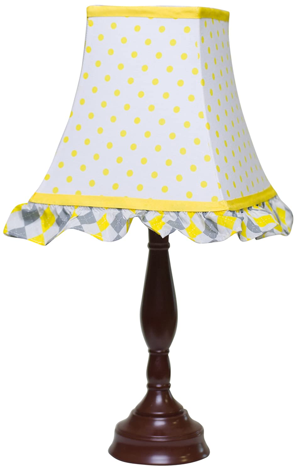 Pam Grace Creations Lamp Shade, Argyle Giraffe LS-ARGYLE
