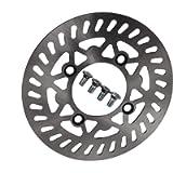 TDPRO 210mm Front Brake Disc Rotor for Dirt Pit Bike 70cc 90cc 110cc 125cc 150cc 160cc