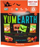 YumEarth Hallween Limited Edition Organic Gummy Candy Pack (Gummy & Lollipop Variety Pack 18.5oz)