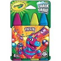 Crayola Build Your Box Fiesta Chalk (4 Count)