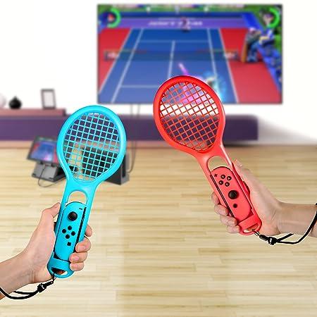 Amazon.com: Raqueta de tenis para Nintendo Interruptor ...