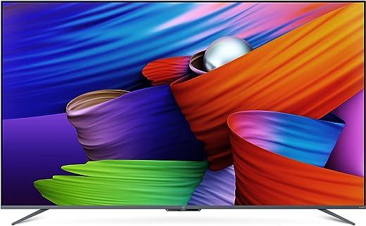OnePlus 163.8 cm (65 inches) U Series 4K LED Smart Android TV 65U1S (Black) (2021 Model)