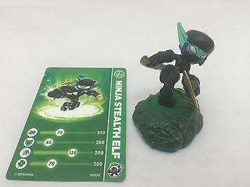 Amazon.com : Skylanders Swap Force Loose Figure w/Card ...