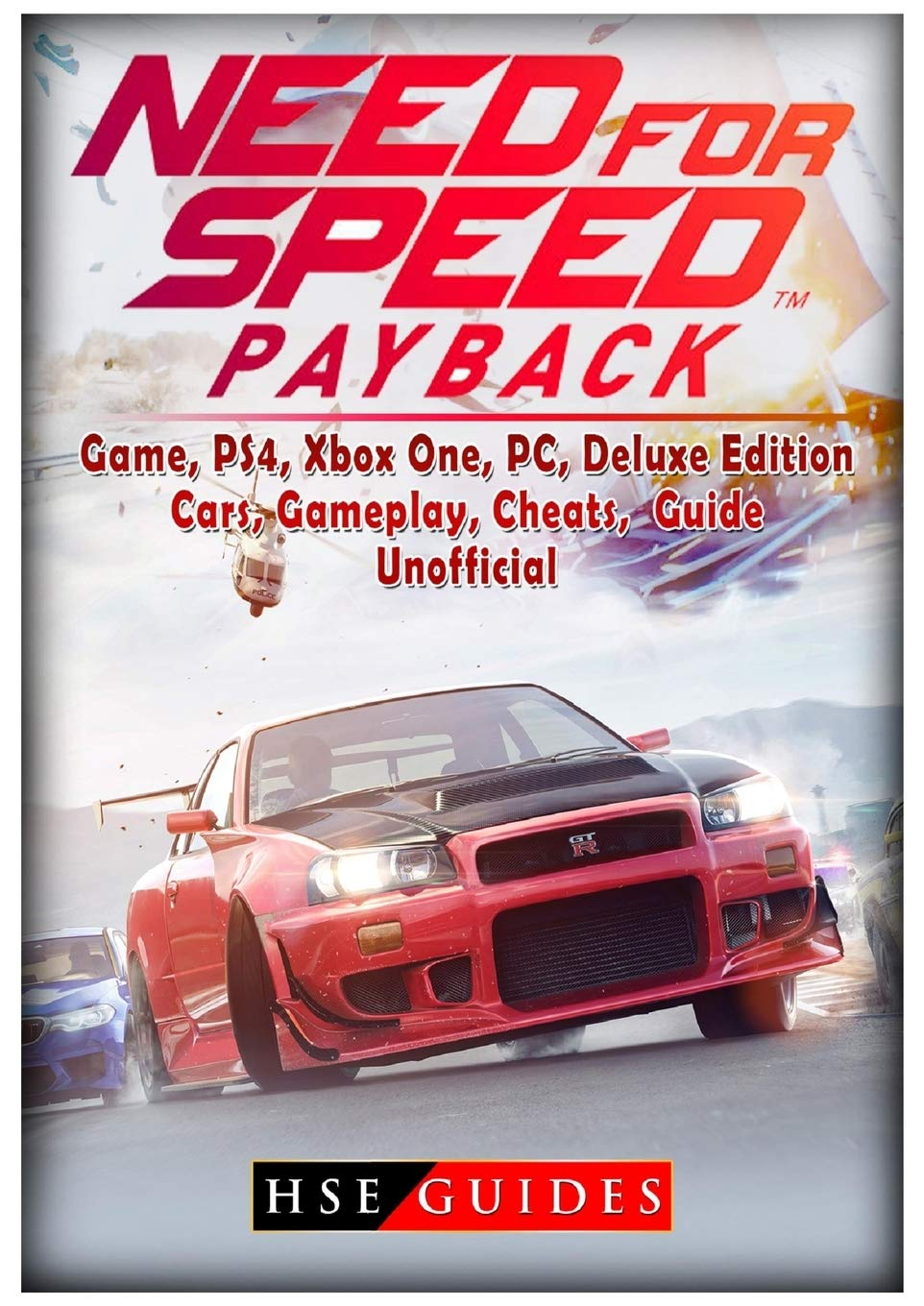 Need For Speed Payback Game Ps4 Xbox One Pc Deluxe Edition