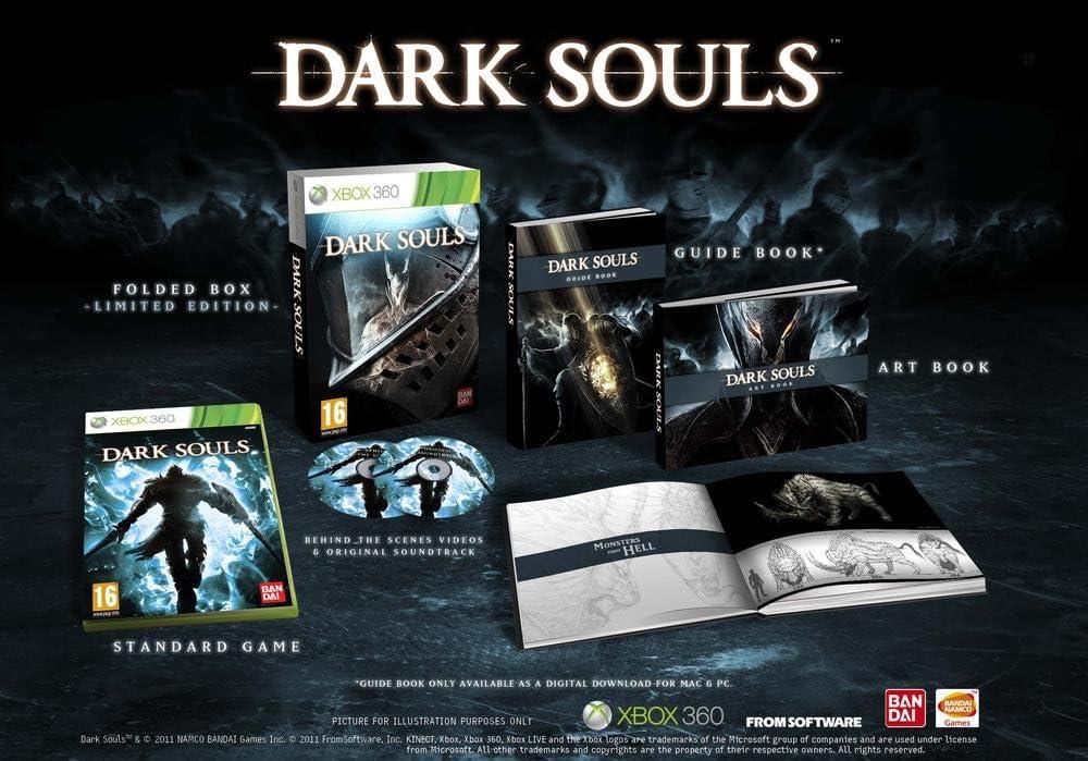Dark Souls - édition limitée [Xbox 360] [Importado de Francia ...