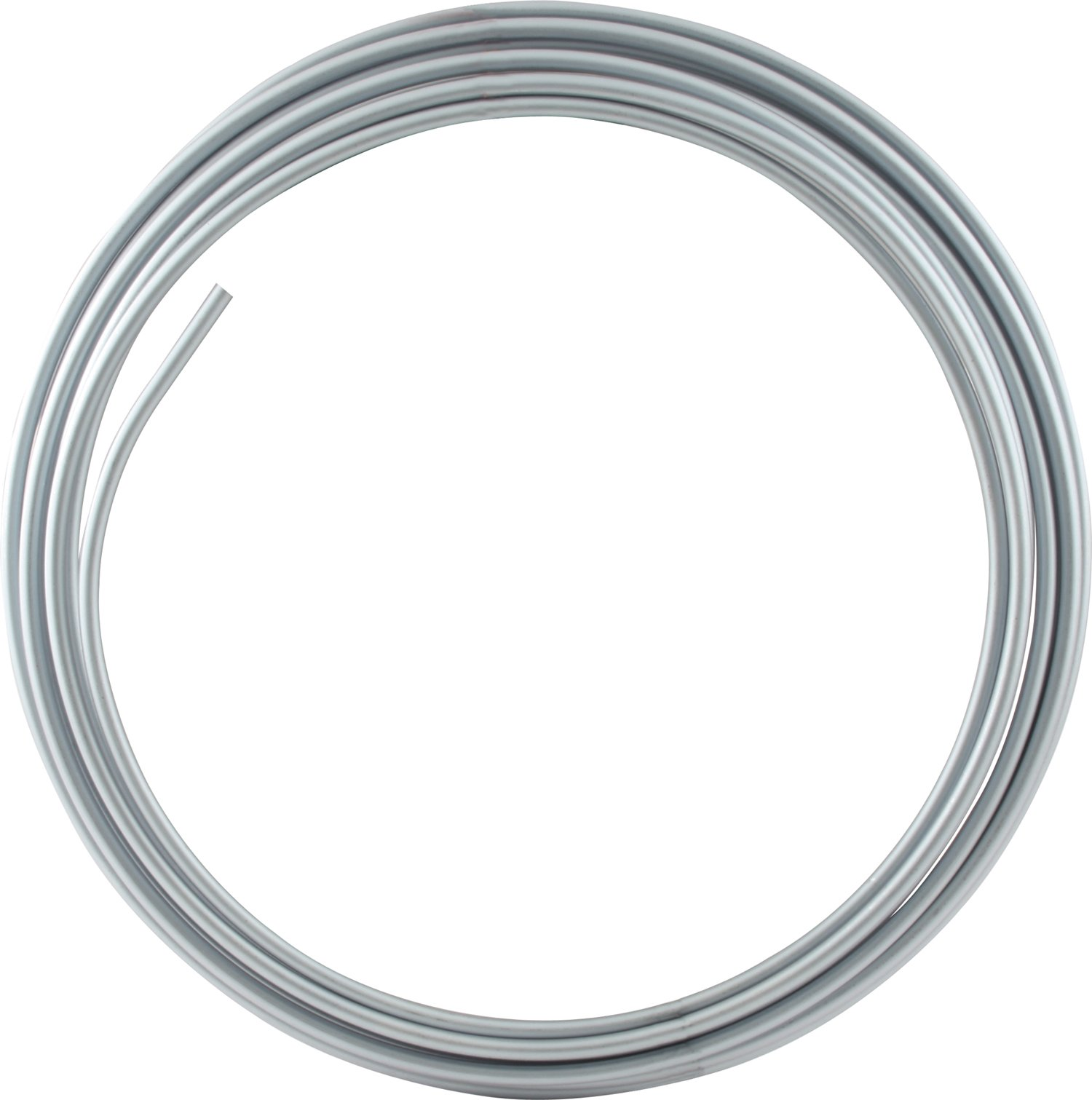 Allstar ALL48327 25-Feet 5/16-Inches Diameter 304 Zinc plated Steel Coiled Tubing Fuel Line