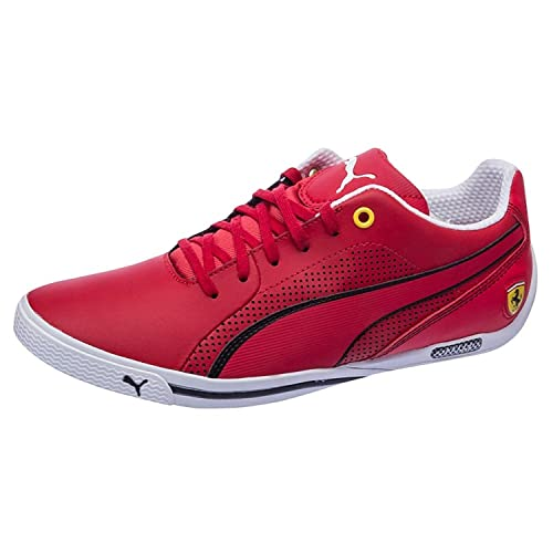 dd2f1799e2811d Puma Unisex Selezione SF NM Rosso Corsa and Black Sneakers - 10 UK  Buy  Online at Low Prices in India - Amazon.in