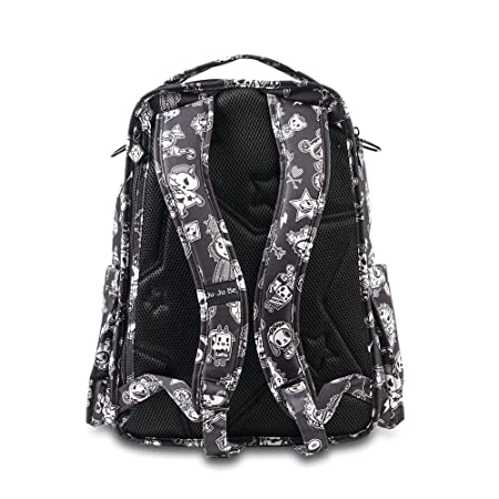 Amazon.com : Jujube Be Right Back BRB Diaper Backpack with Changing Pad, Tokidoki Queens Court : Baby