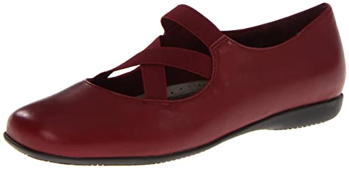 9 Ss Seeker Rojo Us Mujer Zapatillas Trotters Oscuro Para YAWWv