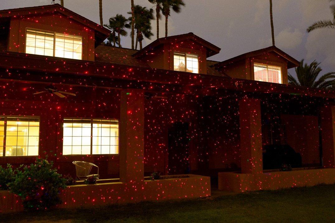 Sparkle Magic Crimson Stars (Red) Illuminator Laser Light 4.0 ...