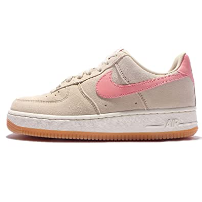 the best attitude 4b07d 9bbc1 Zapatillas Nike - W Air Force 1 ´07 Seasonal beige rosa blanco talla  39   Amazon.co.uk  Shoes   Bags