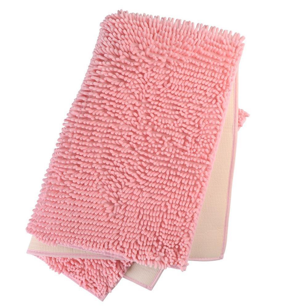 C 86x60cmBiuTeFang Pet Bolster Dog Bed Comfort Soft Square Pet Mat pet Chenille Carpet Dog carpet nonslip water suction comfort