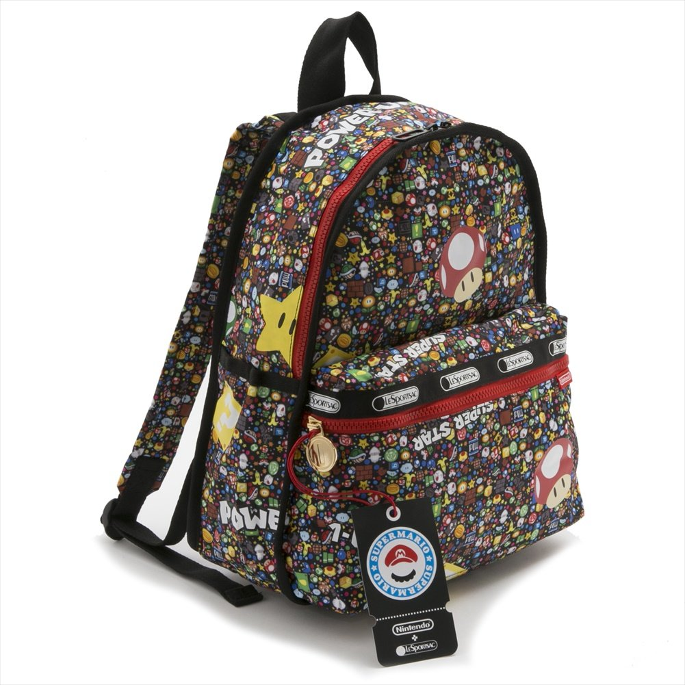 (レスポートサック) LeSportsac リュックサック 7812 Basic Backpack レディース [並行輸入品] B078WR6YV6 G355 G355