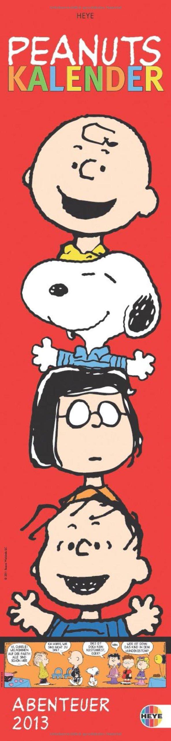 Peanuts Superlong 2013. Abenteuer