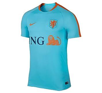 Nike Selección de Fútbol de los Países Bajos 2015/2016 - Camiseta Oficial, Talla XL: Amazon.es: Deportes y aire libre