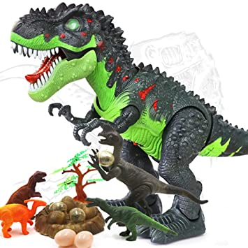 Dinosaur Lights Real Roaring Sound Dinasour Action Figure Jurassic World UK