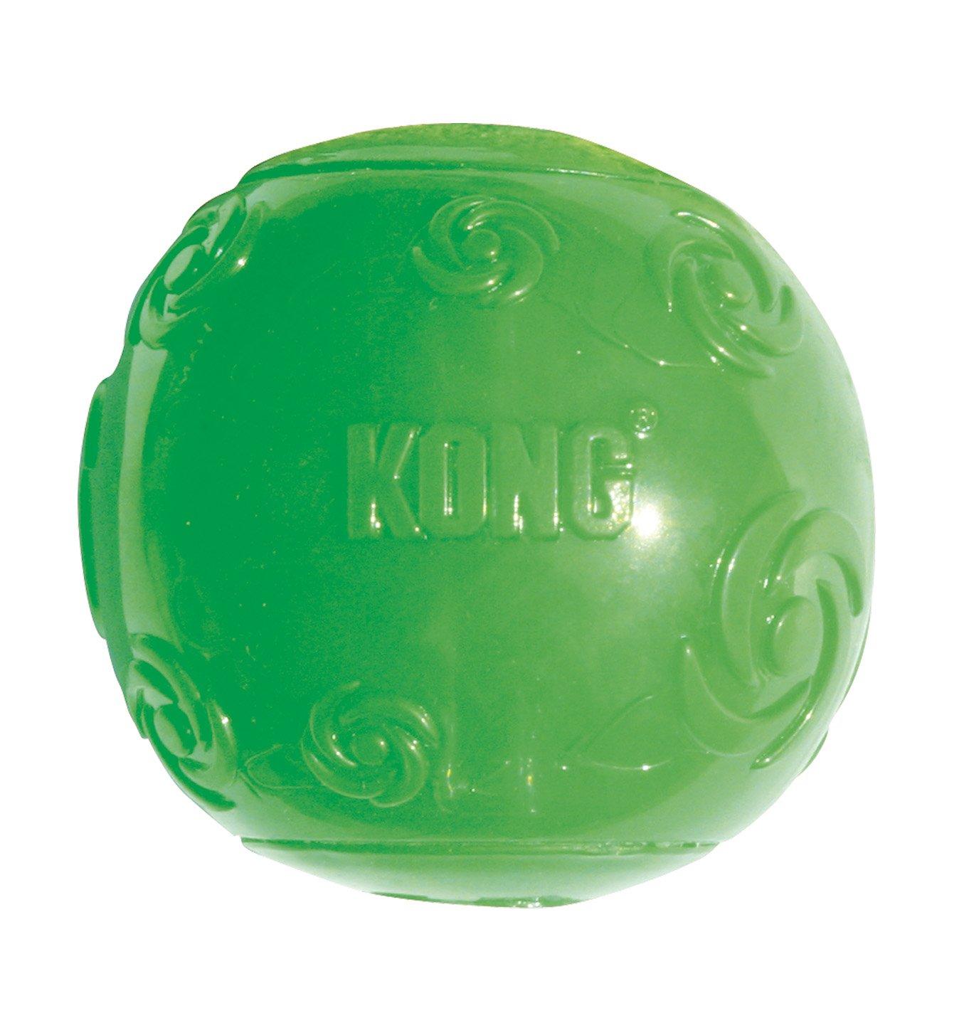 Medium Coloris aléatoire PSB2 Kong Squeezz Ball