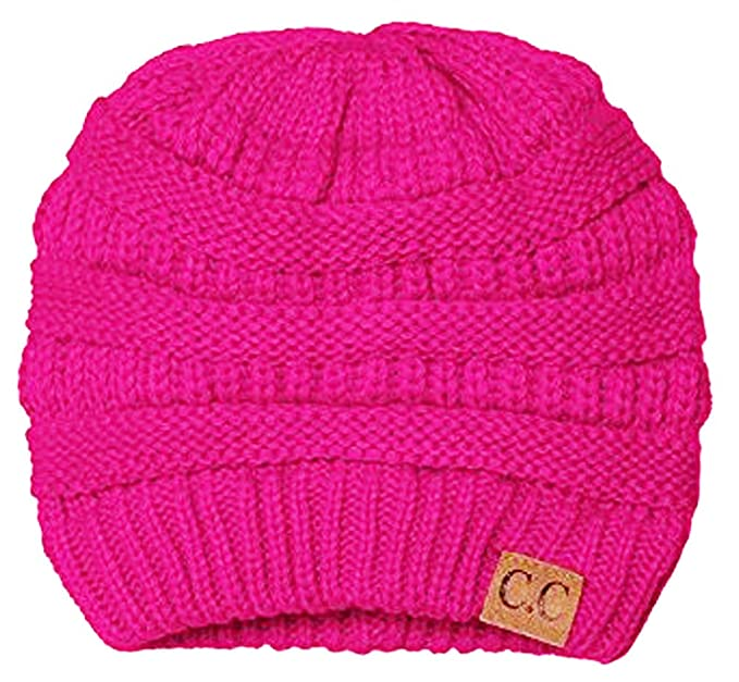 Image Unavailable. Image not available for. Color  Black Thick Slouchy Knit  Oversized Beanie Cap Hat ... f3c6f5bb2030