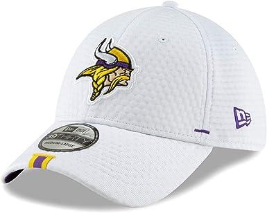 New Era Black 2019 NFL Training Camp 39THIRTY Flex Hat