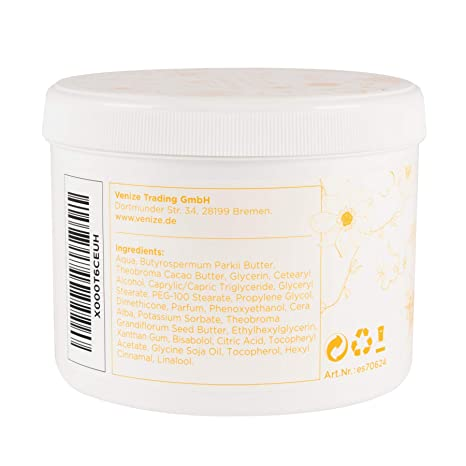Mantequilla corporal de lujo para panzas de bebé (500 ml ...
