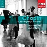 Chopin: Waltzes, Impromptus & Etudes - Agustin Anievas, Andrei Gavrilov, Daniel Barenboim, Tzimon Barto, Danielle Laval