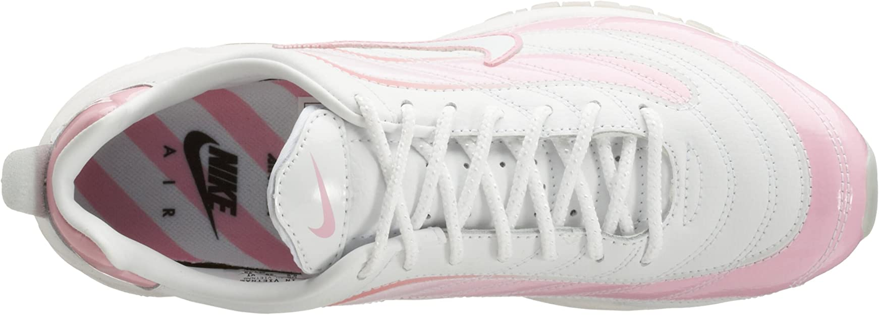 Nike AIR MAX Doro WMNS Sportschuhe, US Größe 6, weißrosa