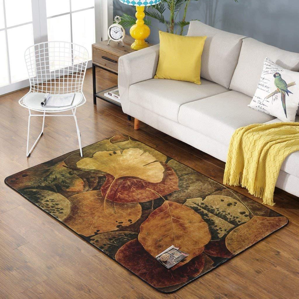 JU Rug Nordic Rug, Teppich Wohnzimmer Rustikale Teppich, Moderne Schlafzimmer Teppichboden, Sofa Rechteckige Bettwäsche B07JK79RXM | Online Outlet Store