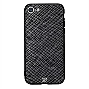 iPhone 6/ 6s Case Cover Grey & Black Dotted Pattern, Moreau Laurent Protective Casing Premium Design Covers & Cases