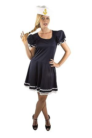 Costumizate! Disfraz de Marinera Adulto Especial para Fiestas de ...