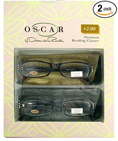 d9cece7f927 Image Unavailable. Image not available for. Color  O by Oscar de la Renta  Women s Reading Glasses ...