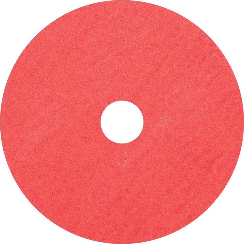 5 Diameter 50 Grit 7//8 Arbor Hole 12200 RPM PFERD 62518 Fibre Disc Pack of 25 Ceramic Oxide Co-Cool