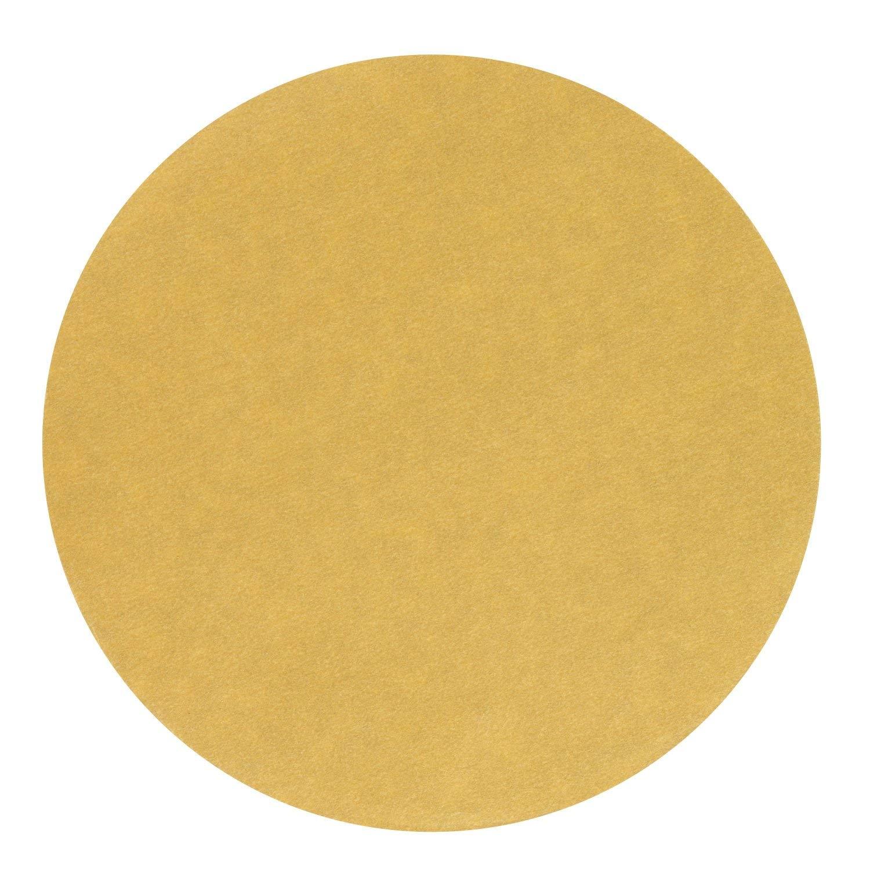 3M Hookit Paper Disc 236U, P80 C-weight, 6 in x NH, Die 600Z
