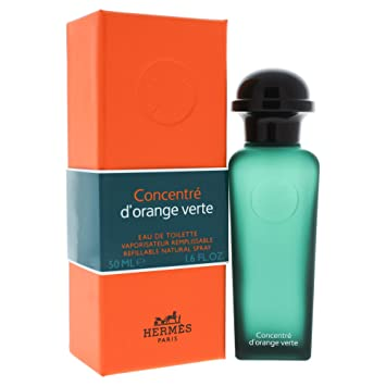 e3bd113eaf6 Hermes Concentre DŽOrange Verte Agua de Colonia - 100 ml  Amazon.es  Belleza