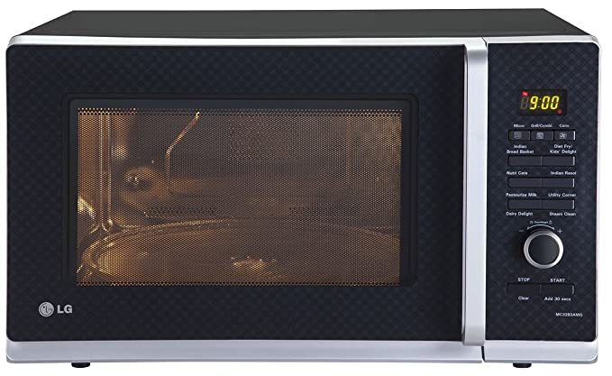 lg 32 l convection microwave oven mc3283amg silver amazon in rh amazon in LG Refrigerator Parts LG Appliance Parts