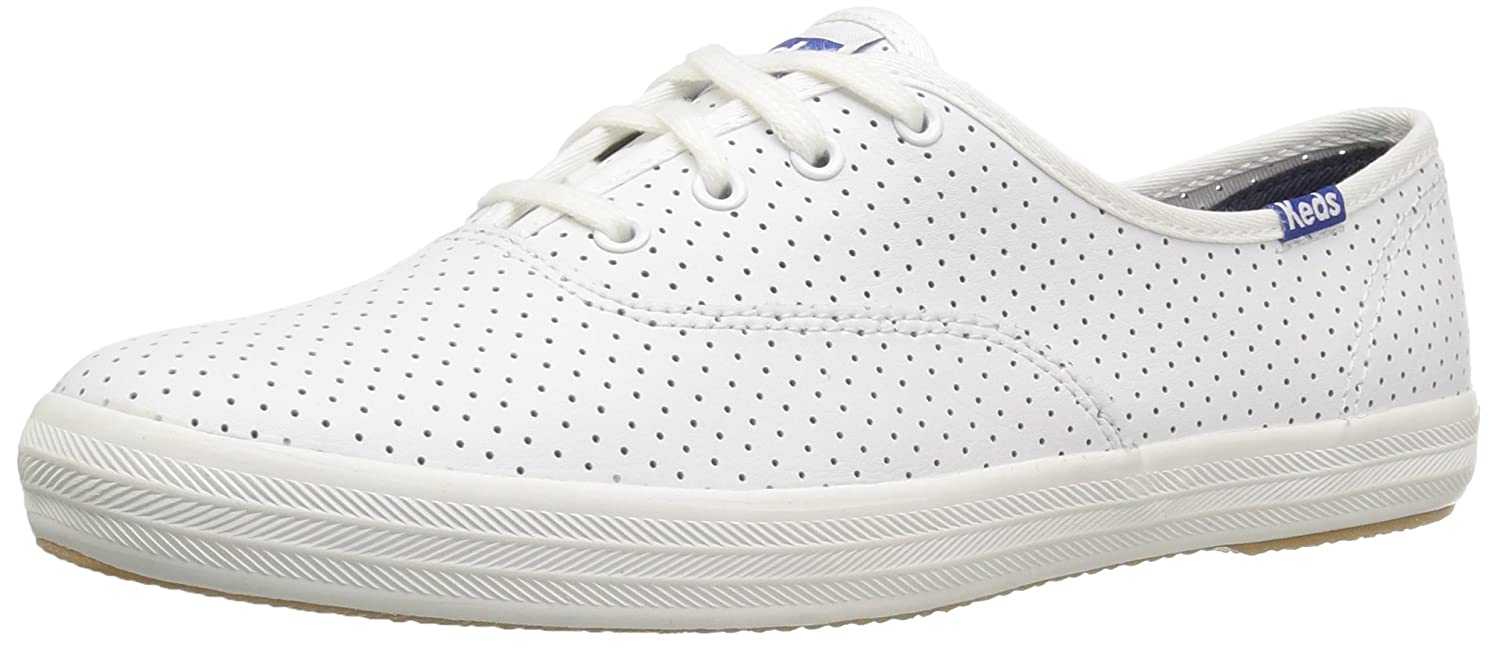 07103c5f62a Keds Women s CHAMPION PERF LEATHER Sneakers  Amazon.ca  Shoes   Handbags