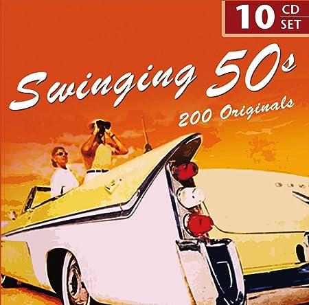 Amazon.com: Swinging 50s - 200 Originals: Music