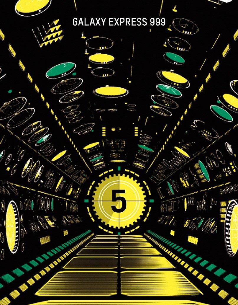 松本零士画業60周年記念 銀河鉄道999 テレビシリーズ Blu-ray BOX-5 B00GHQICPQ