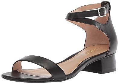 1cbbae581ba Lauren Ralph Lauren Women s BETHA Heeled Sandal Black 5 ...