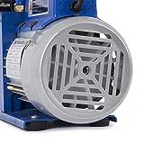 ARKSEN 1/2HP Vacuum Pump, Dual Gauge A/C R134a