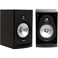 Energy CB-20 2-Channels Bookshelf Speakers Pair (Black)