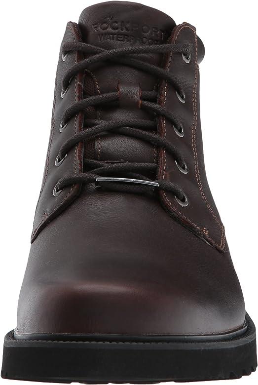 Northfield WP Plain Toe Chukka Boot