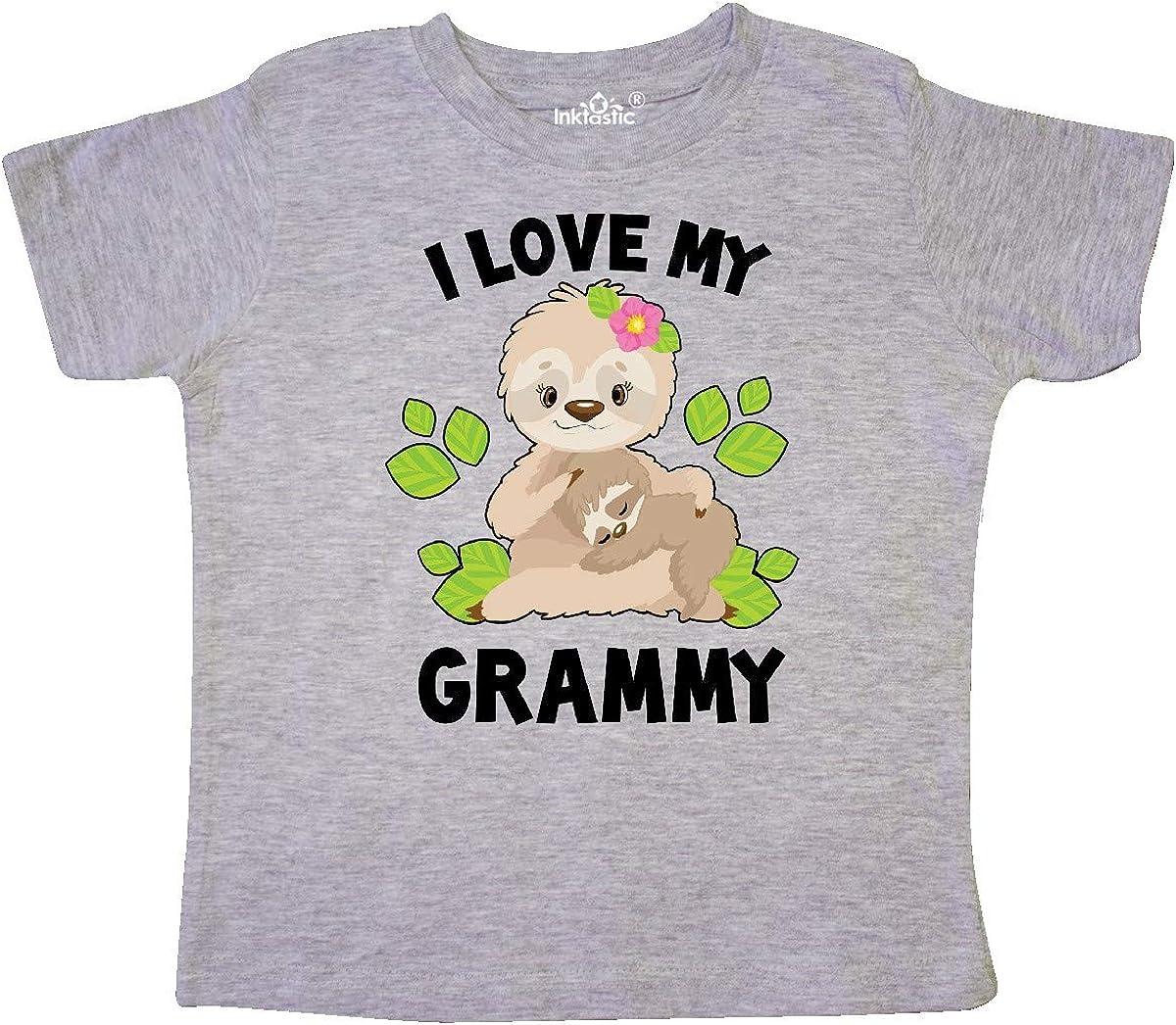 inktastic Grammys Little Lady Toddler T-Shirt