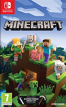 Minecraft - Nintendo Switch [importación]: Amazon.es: Videojuegos