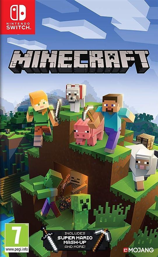 Minecraft - Nintendo Switch [importación]: Amazon.es: Videojuegos