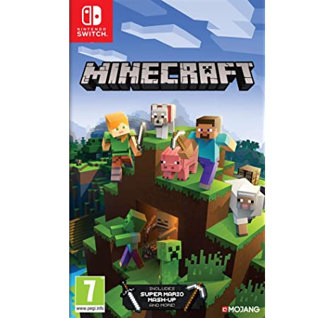 Minecraft: Nintendo Switch Edition - Nintendo Switch [Importación ...