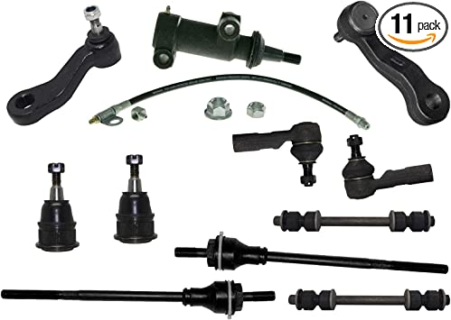 Detroit Axle Replacement for Chevrolet and GMC Steering Pitman Arm 4 Groove K6536