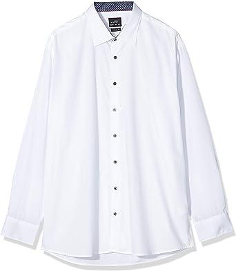 James /& Nicholson Mens Shirt Plain Camisa de Oficina para Hombre
