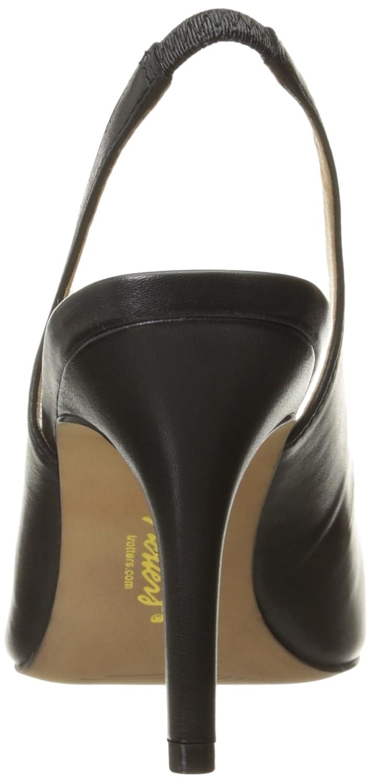 Trotters Women's Gidget Dress Pump B011EZL9NQ 6.5 N US|Black